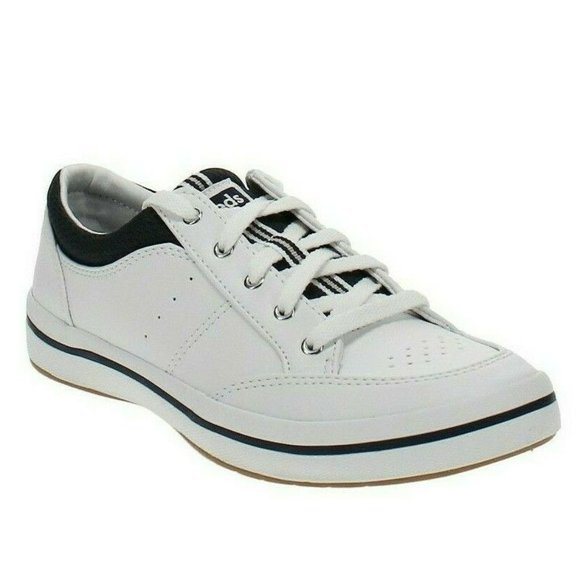 Keds Rebel Leather Sneakers Size 8
